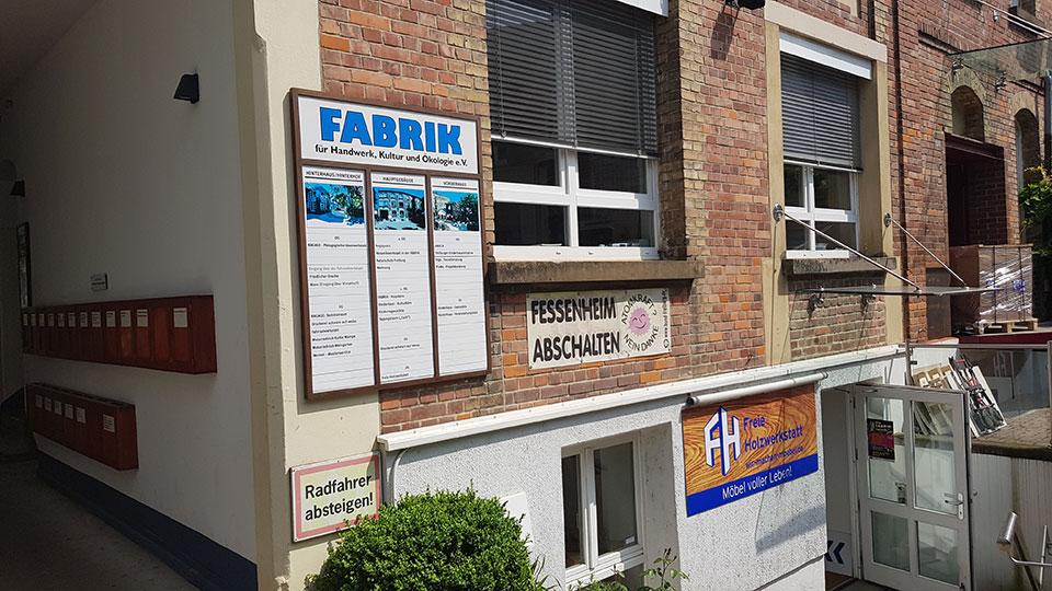 Freie Holzwerkstatt Freiburg - Startseite